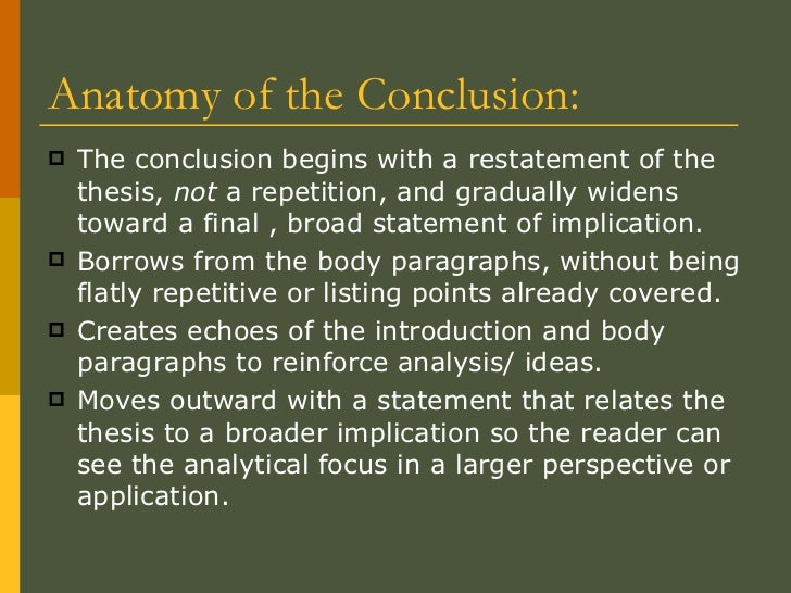 ap essay conclusion Time-saving lesson video on the argumentative essay with clear explanations and tons of step-by-step examples start learning today.