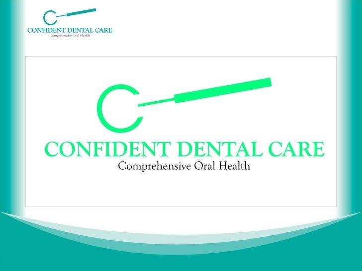 Confident Dental Smile Program