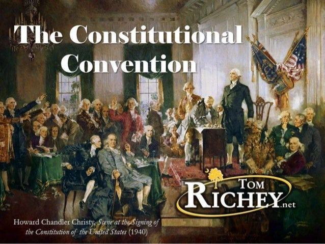 the philadelphia convention of 1787 essay The constitutional convention the constitutional convention as discussed in the decision in philadelphia was met in the period between may and june of 1787 to look into the predicaments of the feeble central government that was in existence governed by the articles of confederation.