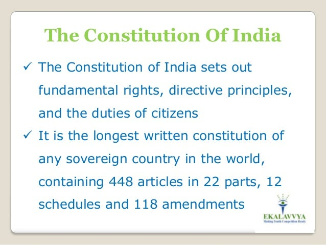 the constitution of india Cultivation of mind should be the ultimate aim of human existence for a successful revolution it is not enough that there is discontent what is required is a profound and thorough conviction of the justice, necessity and importance of political and social rights.