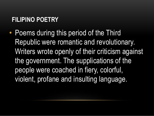A Quick Look at the Fascinating History of Philippine Literature
