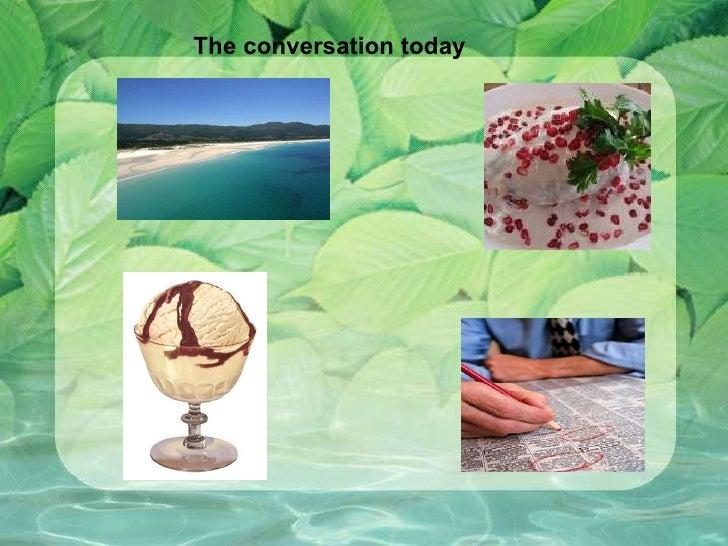 E-tivity 4.7. The Conversation Today St