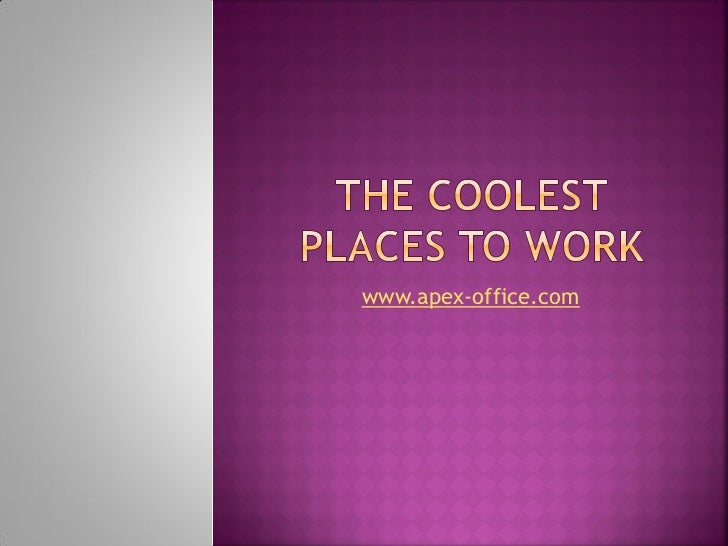 The Best For Locating Office Interiors