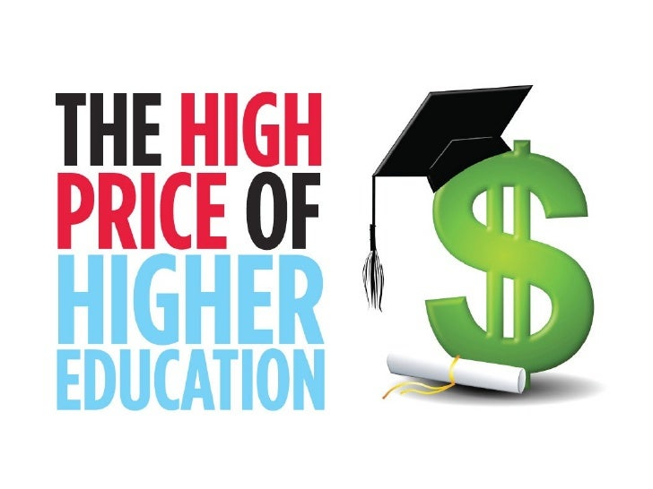 The High Price of Higher Education
