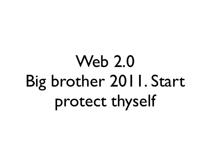 Protect Thy Computer and Thyself