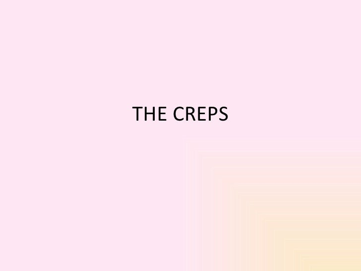 THE CREPS