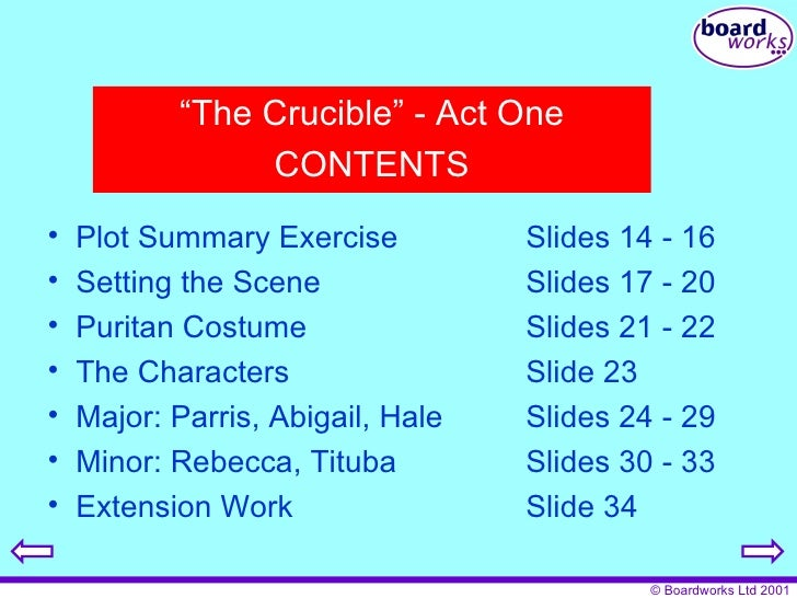 the crucible 13 essay Read on for an overview of what a theme is, a list of important themes in the crucible with specific act-by-act details, and a summary of how to use this information in your essays and other assignments.