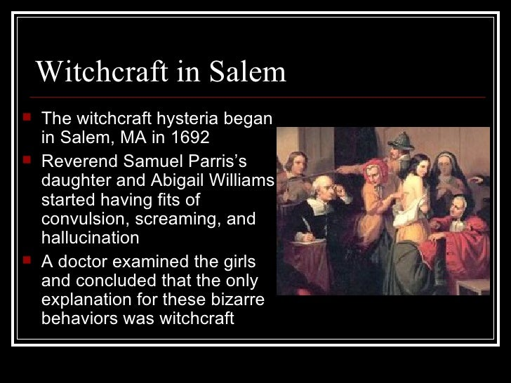 the theme of witchcraft in salem in the novel the crucible This study guide consists of approximately 33 pages of chapter summaries, quotes, character analysis, themes, and more - everything you need to sharpen your knowledge of the crucible mass.