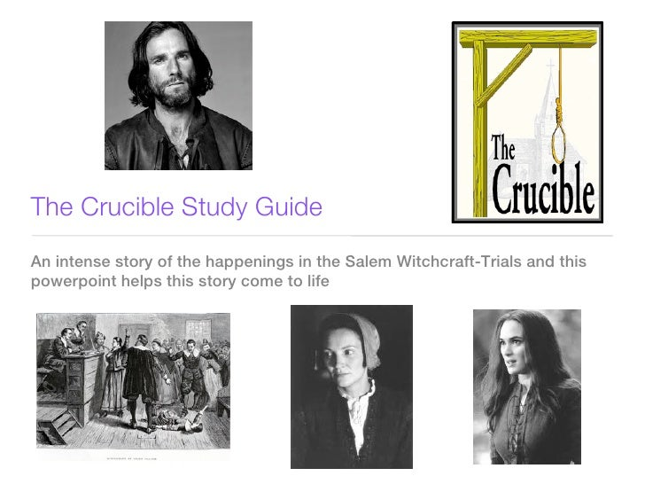 a critical analysis of the story of the crucible Essays and criticism on arthur miller's the crucible - critical essays.