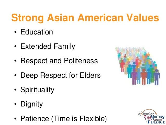 comparison of vietnamese cultural values with those of americans 7 differences between chinese and american culture but despite all the cultural differences (2015), 7 differences between chinese and american culture.