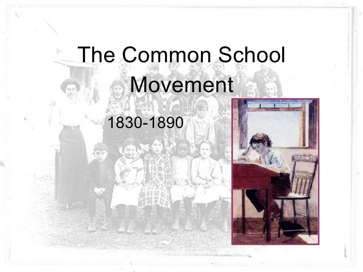 horace manns education Horace mann was an american education reformer credited with founding the common school movement, which was instrumental in the development of a.