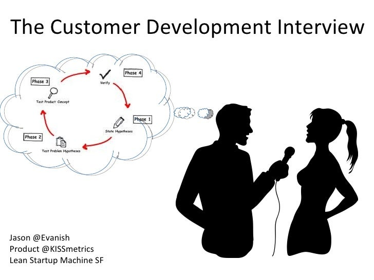 How to do Customer Development Interviews