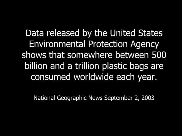 The Dangersof Plastic Bags