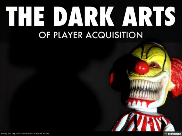 The Dark Arts of Player Acquisition