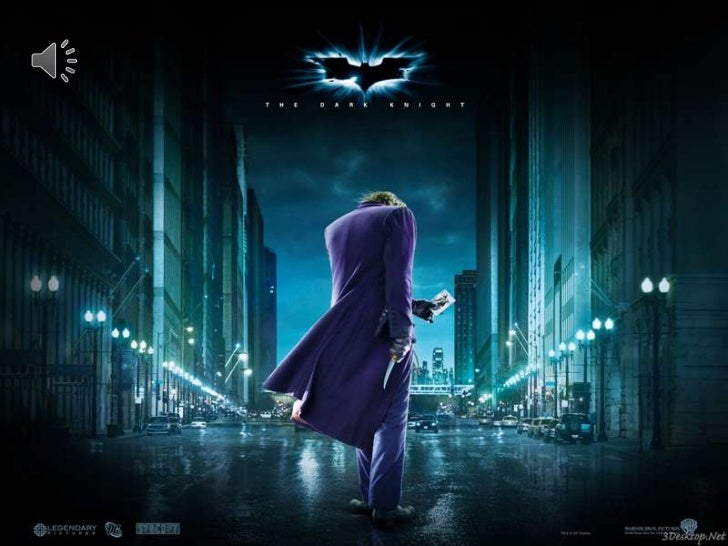 The Dark Knight Trailer Analysis