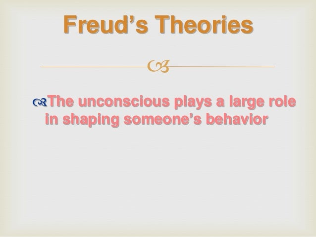 sigmund freud considered sex as most important drive of the human mind Freud's psychoanalytic theory sigmund freud is one of the most the unconscious mind and its role in human motivational drive described by freud.