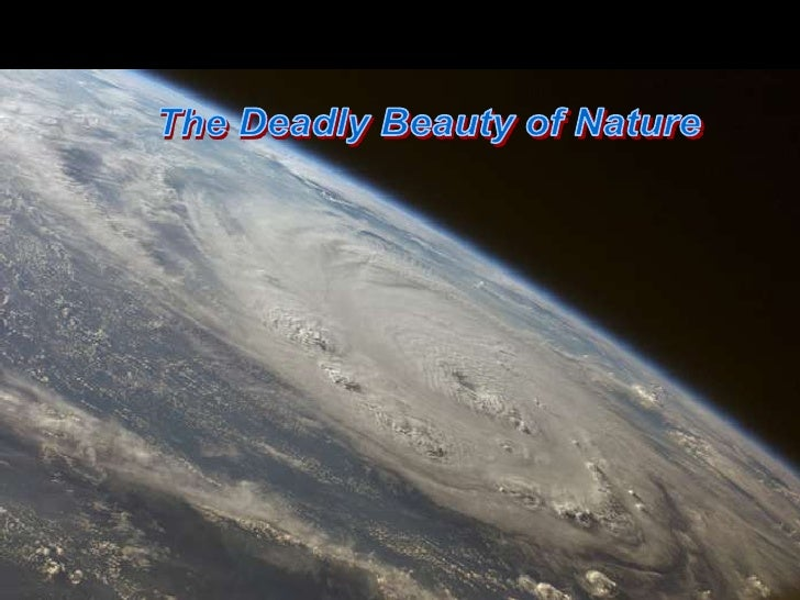 The deadly beauty of nature (catherine)