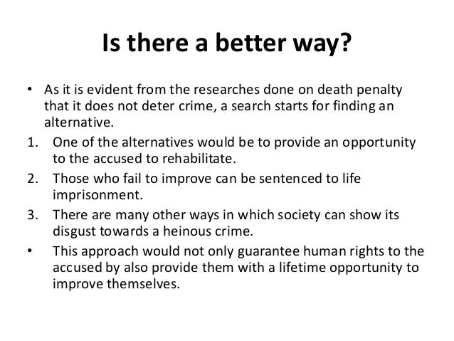 Argumentative essay about death penalty supreme