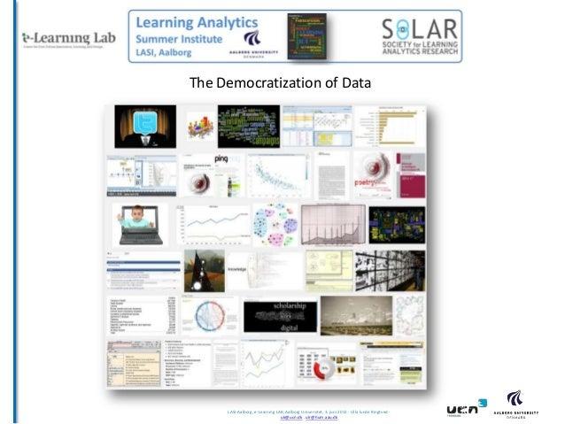LASI-Aalborg, e-Learning LAB, Aalborg Universitet, 3. juni 2013 - Ulla lunde Ringtved - ulr@ucn.dk . ulr@hum.aau.dk The De...