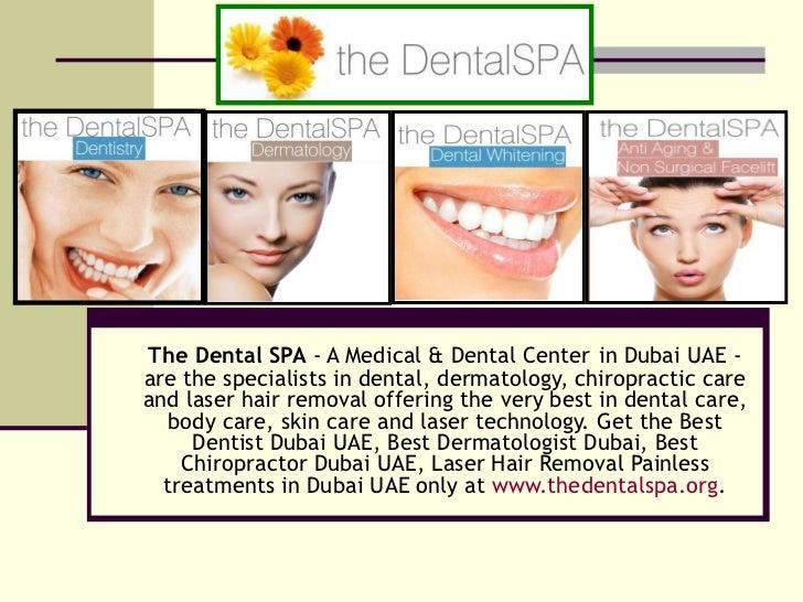 The DentalSPA - A Medical & Dental Center in Dubai UAE