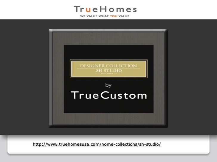 The Designer Collection by SH Studio for TrueHomes