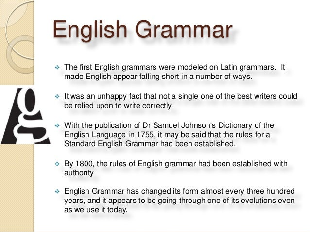 Number English Grammar English Grammar The First