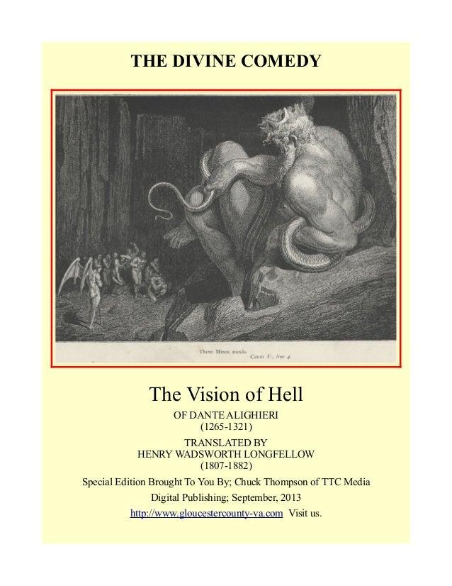 The Divine Comedy - Dante's Inferno