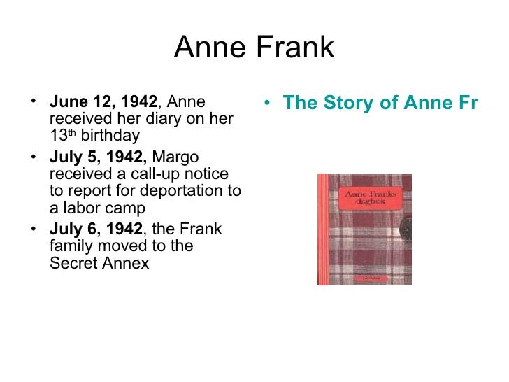 New scientific research into Anne Frank manuscripts