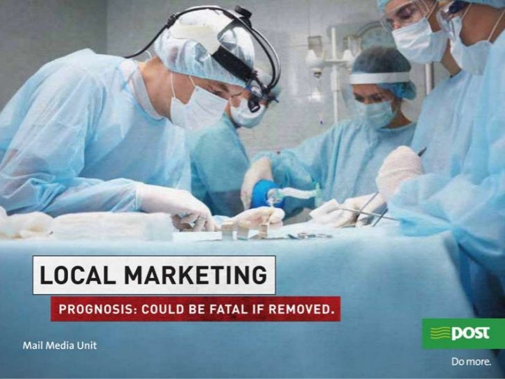 Local Marketing: If Removed Could be Fatal