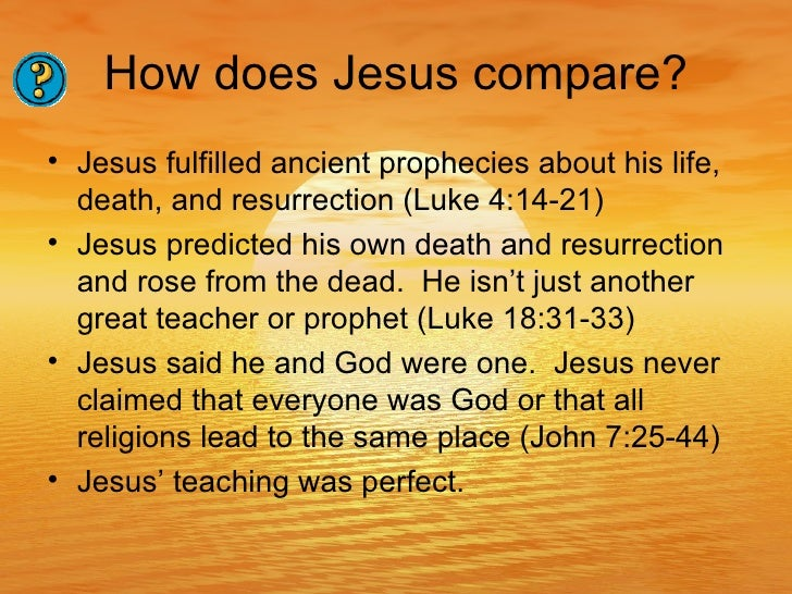 jesus and mohammad essay Compare and contrast the lives of jesus and muhammad outline - essay sample outline  in contrast to jesus, muhammad has never been considered to be of divine.