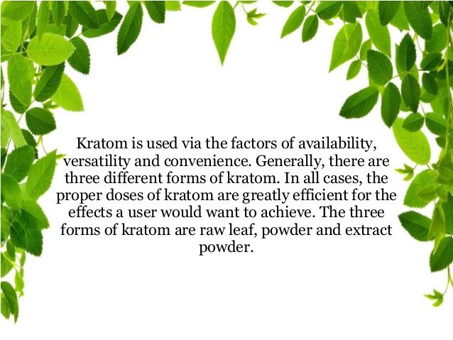 Kratom Growing Your Own