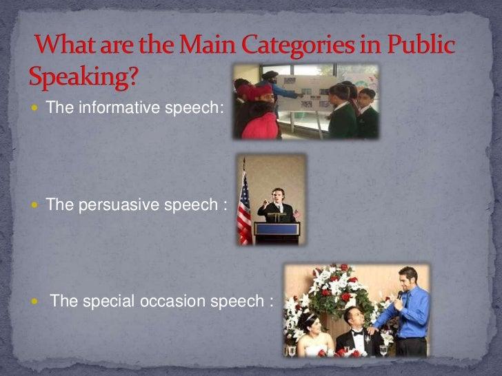 Different speech