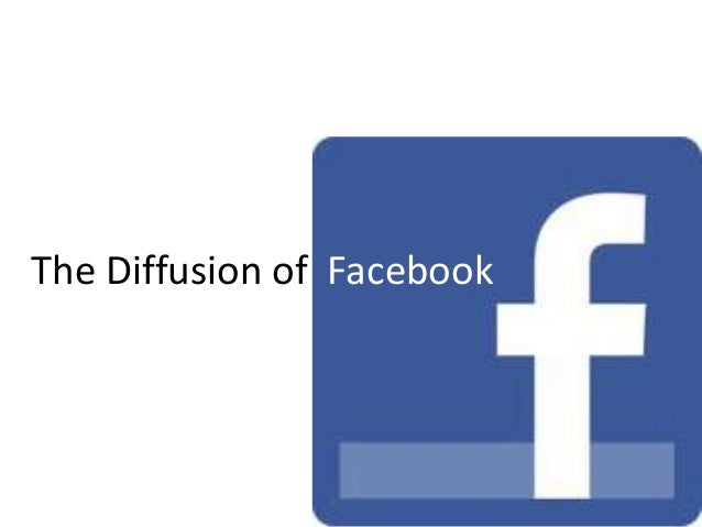 The Diffusion of Facebook