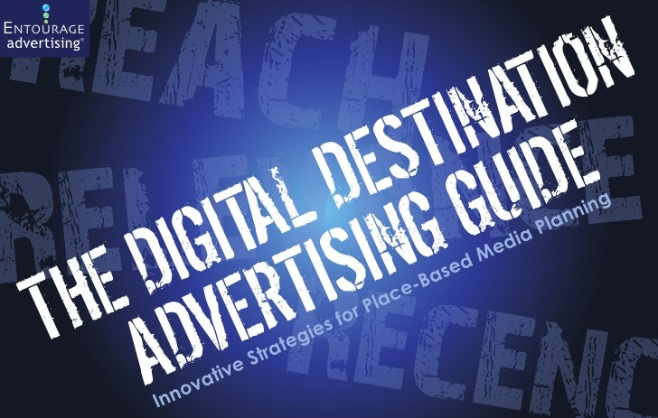 The Digital Destination Advertising Guide