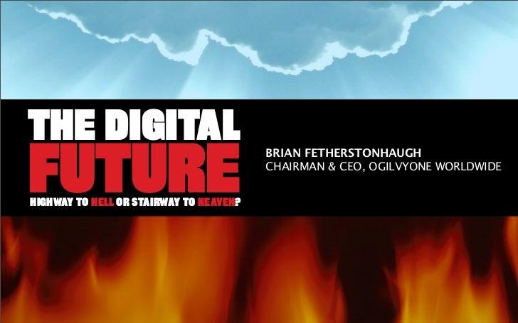 The Digital Future