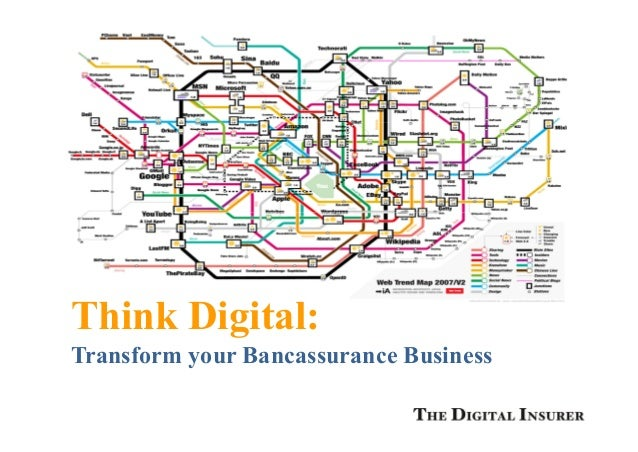 Think Digital: Transform your Bancassurance Business