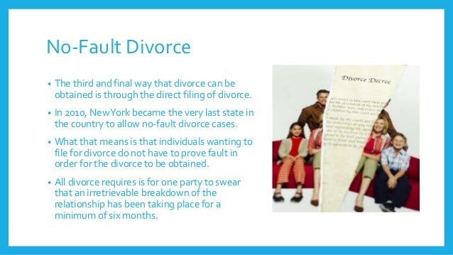 no fault divorce essay The topic of divorce would seem to require no introduction  since the 1960s  most states have adopted no-fault divorce laws that allow.