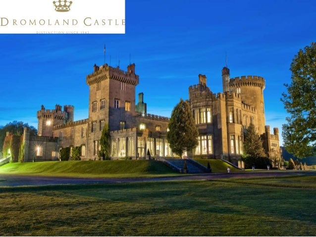 The Dromoland Castle Estate  MICE Presentation 2014