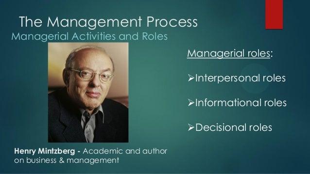 henry mintzberg s ten managerial rules