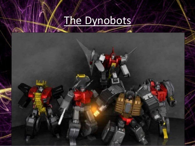 The Dynobots