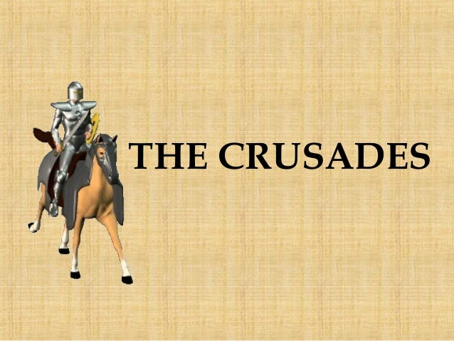 the reform crusades In which john green teaches you about the crusades embarked upon by european christians in the 12th and 13th centuries our traditional perception of the crusades as european colonization thinly.