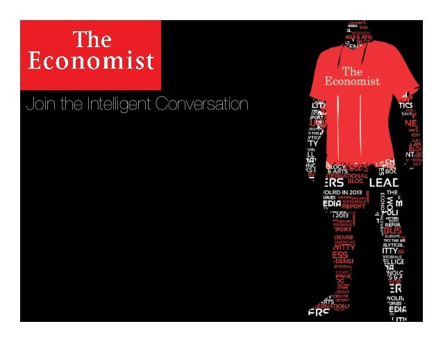 NYU Integrated Marketing Campaign Project. Client: The Economist