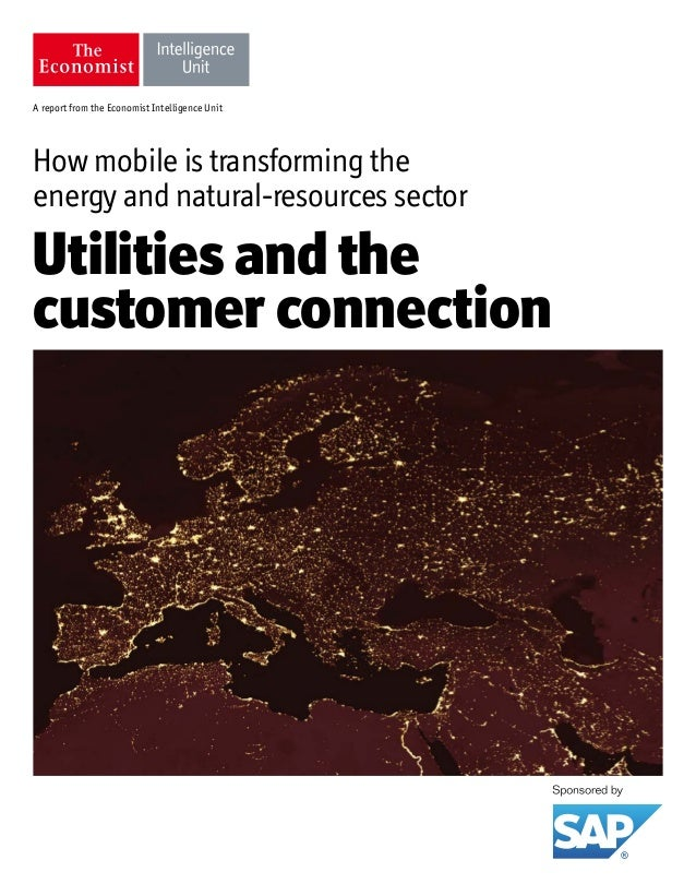 Utilities and The Customer Connection