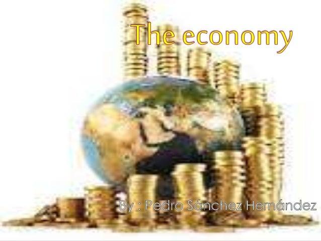 The economy pedro