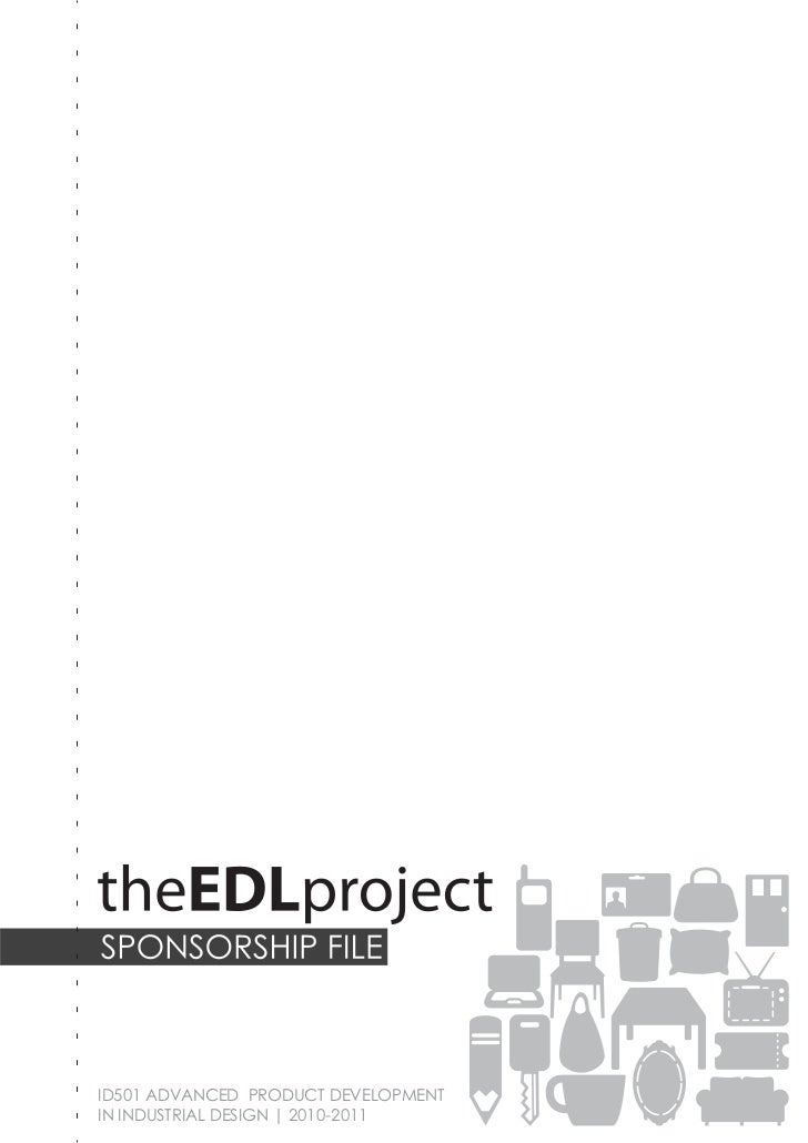 ID501 ADVANCED PRODUCT DEVELOPMENTIN INDUSTRIAL DESIGN | 2010-2011