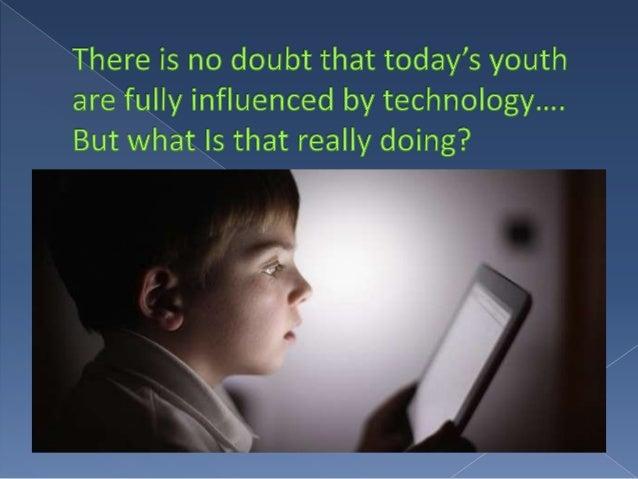 the influence of technology on children