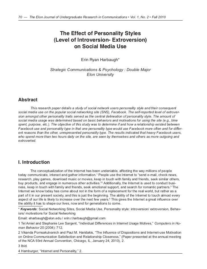 Why study communication essay