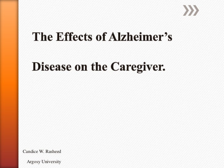 the effects of alzheimers Alzheimer's disease (ad) is the most common form of dementia among older people discover the symptoms, treatments, and latest alzheimer's research.