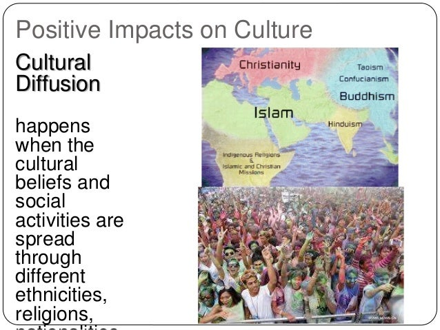 How do you think Globalization effects world cultures?