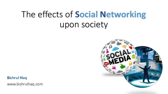 impact of social networking sites on